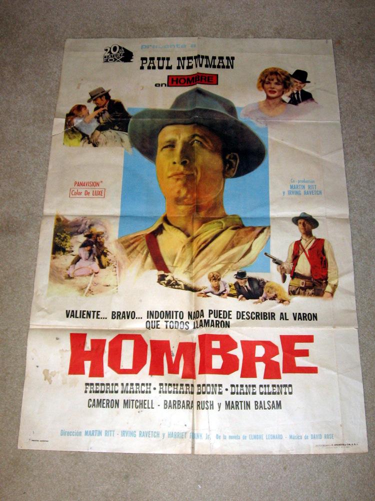 Paul Newman Hombre