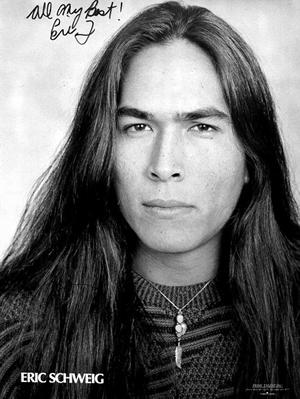 the eric schweig poster page